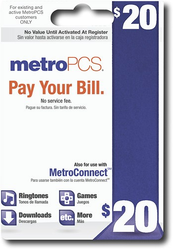 How To Pay Metro Pcs Phone Bill : metro, phone, MetroPCS, Wireless, METRO