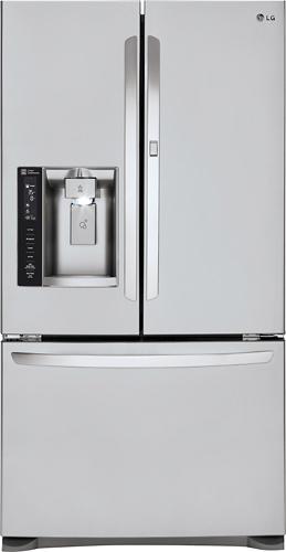 LG Door-in-Door 23.9 Cu. Ft. French Door Refrigerator with