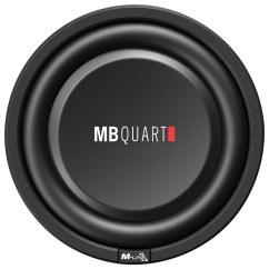 Dual Voice Coil Subwoofer Box Club Car Starter Generator Wiring Diagram Mb Quart 12 Quot 4 Ohm Gray Ms1 304