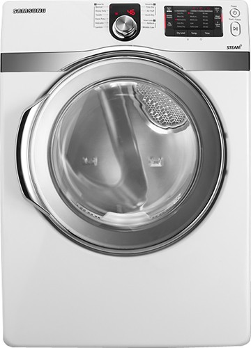 kitchen ranges cabinet pricing best buy: samsung 7.4 cu. ft. 11cycle electric steam dryer ...