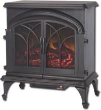 Fire Sense Fox Hill Electric Fireplace Stove 60354 - Best Buy