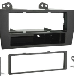 metra dash kit for select 1997 2001 lexus es 300 black 99 8155 best buy [ 1500 x 881 Pixel ]