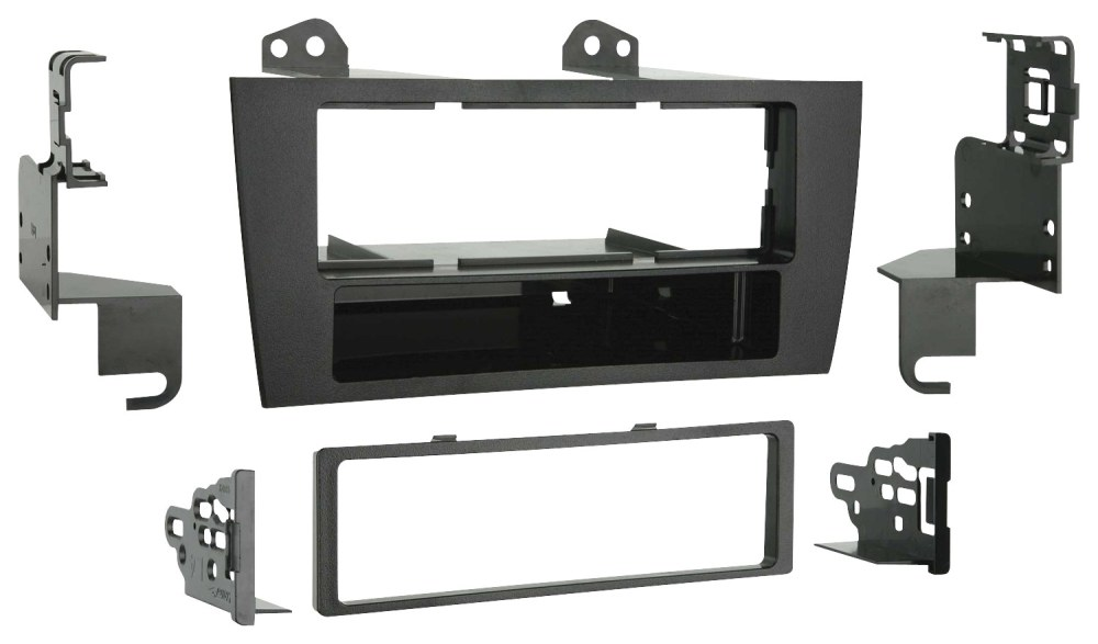 medium resolution of metra dash kit for select 1997 2001 lexus es 300 black 99 8155 best buy