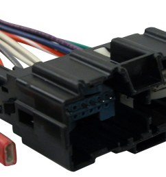metra wiring harness adapter for select gm vehicles multi 70 2104 best buy [ 1400 x 851 Pixel ]