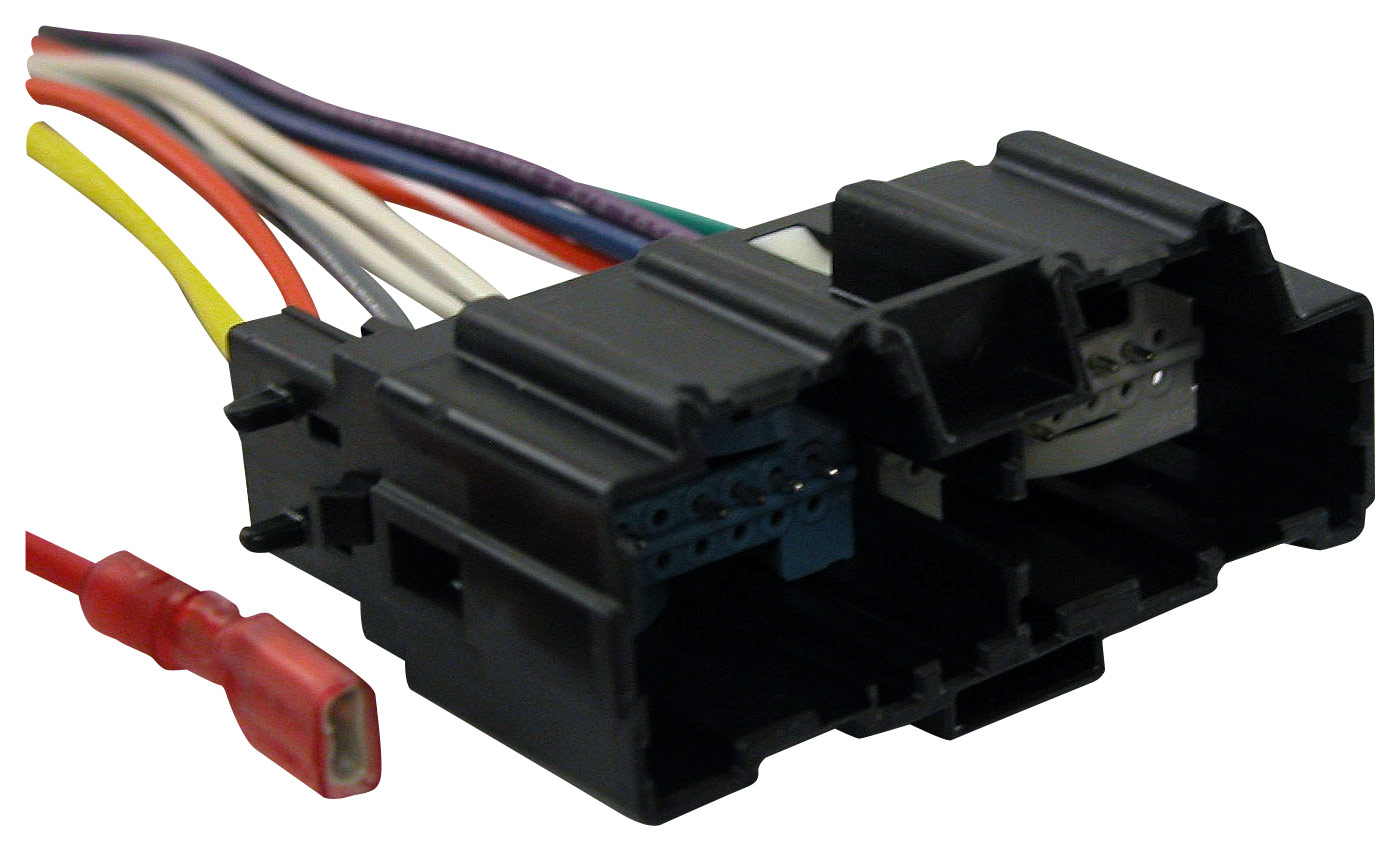 hight resolution of metra wiring harness adapter for select gm vehicles multi 70 2104 best buy