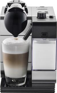 DeLonghi Nespresso Lattissima Plus Espresso Maker Silver ...