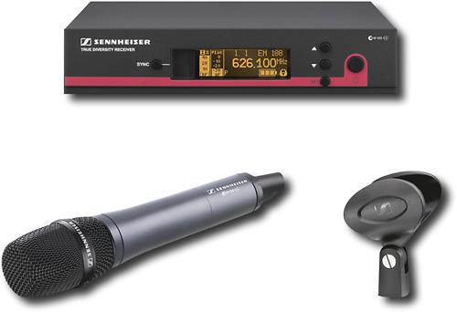 sennheiser wireless microphone system