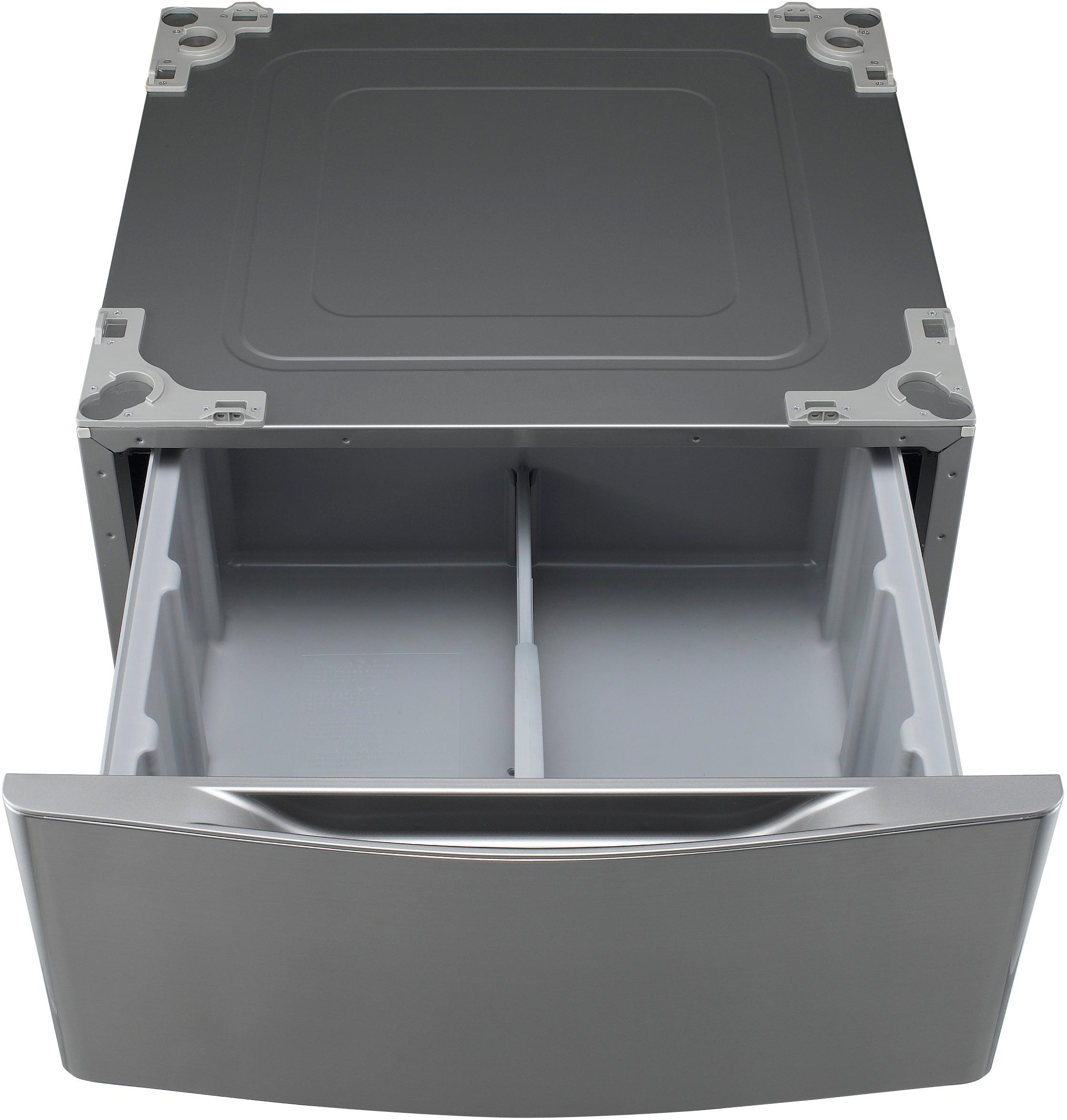 Lg Washer Dryer Laundry Pedestal For Most Lg Washers And