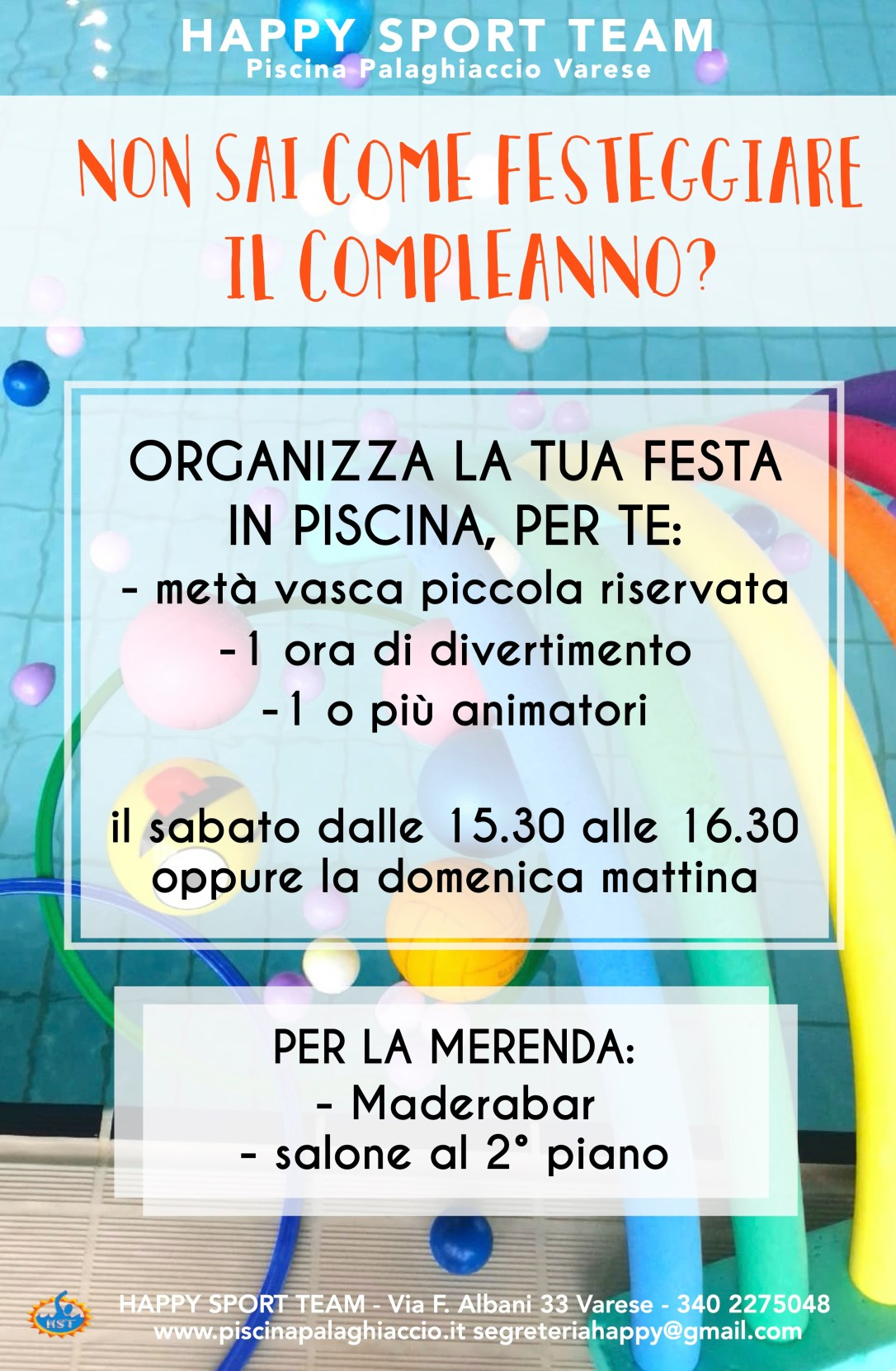 FESTE COMPLEANNO stories