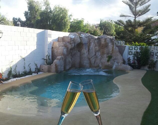 C mo se hace una piscina de arena paso a paso for Como construir una alberca paso a paso