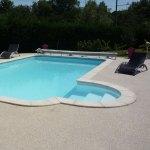 Escalier roman 3,50m pour piscine Aquadiscount
