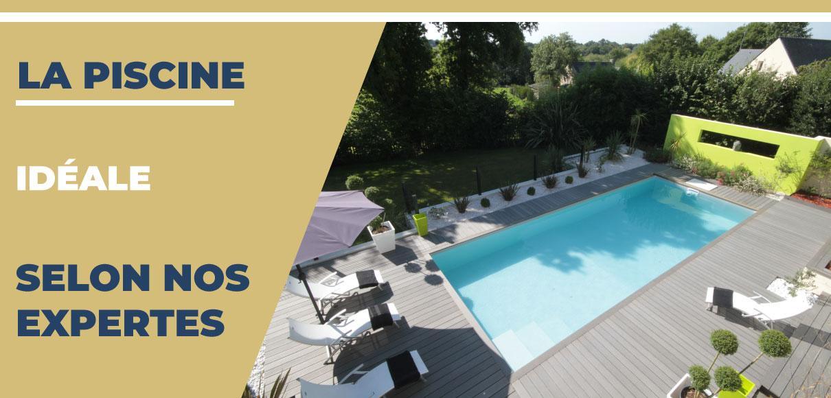 la piscine idéale selon nos expertes