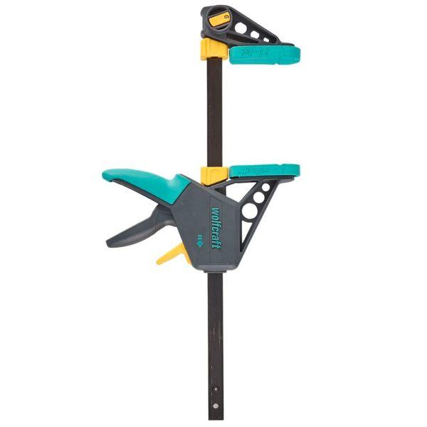 wolfcraft Clemă de fixare cu o singură mână EHZ Pro 100-300 3031000