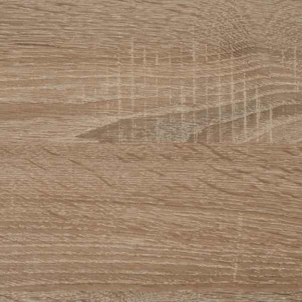 FMD Dulap rotativ de dosare deschis, stejar, 34x34x108 cm