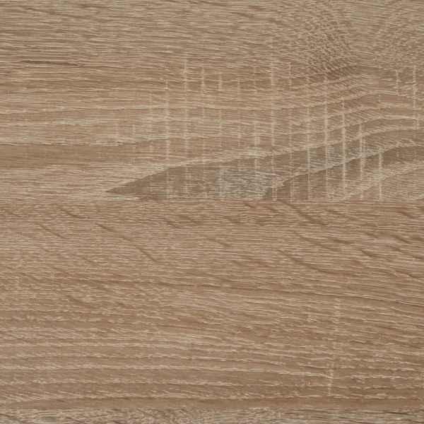 FMD Cuier de perete, stejar, 72 x 29,3 x 34,5 cm
