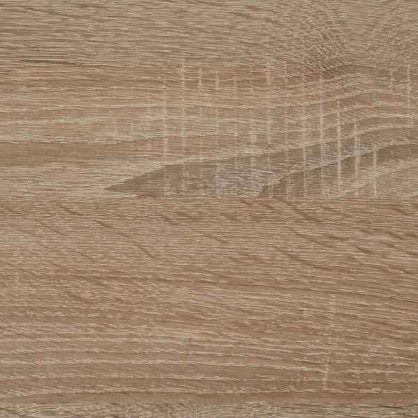 FMD Masă de bucătărie, stejar, 110 cm