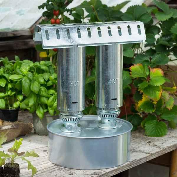 Nature Radiator dublu cu parafină Coldframe 4,5 L