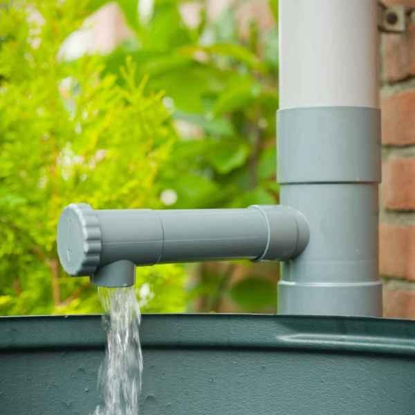 Nature Set colector pentru butoi de apă de ploaie