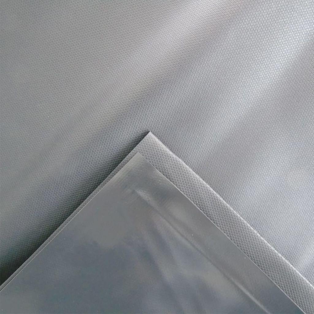 Ubbink Folie PVC pentru amenajarea de lacuri 6 x 5 m, Negru