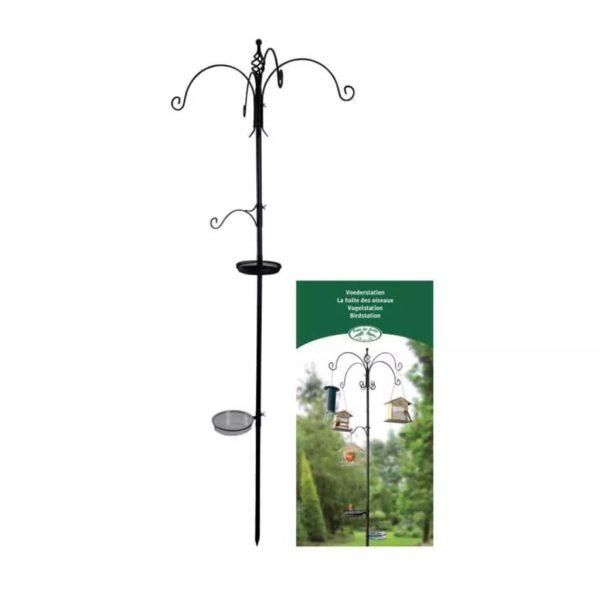 Esschert Design Stație de hrănire pentru păsări FB150