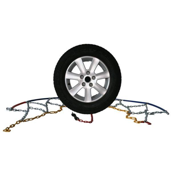 401262 ProPlus Lanțuri de zăpadă pentru anvelope,12 mm, KN80, 2 buc.