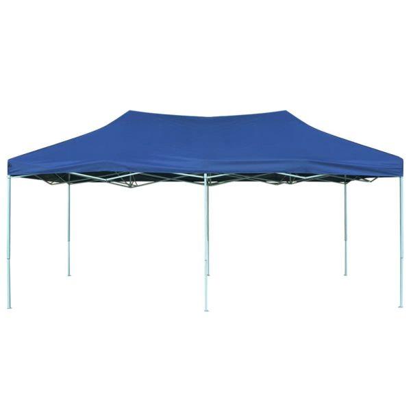 42506   Foldable Tent Pop-Up 3×6 m Blue