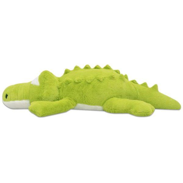 Crocodil de pluș de jucărie XXL, 150 cm