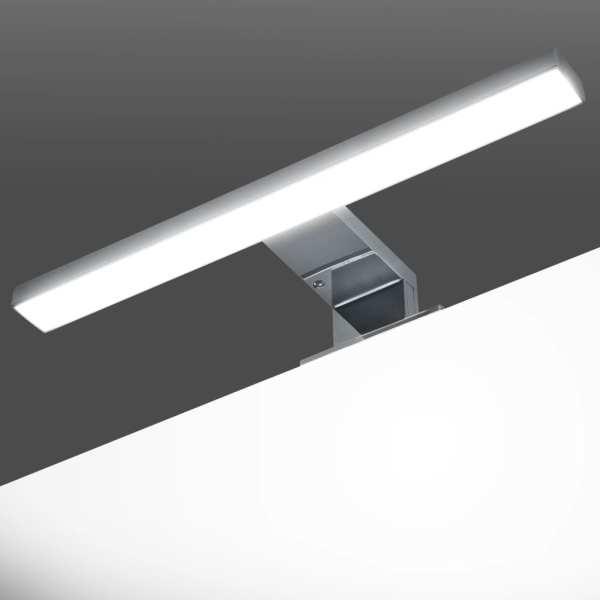 vidaXL Lampă de oglindă 5 W Alb rece