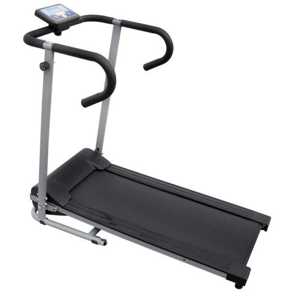 vidaXL Bandă de alergare electrică cu afișaj LCD 8 cm 100×34 cm 500 W