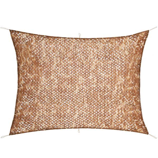 vidaXL Plasă de camuflaj cu geantă de depozitare, 3 x 4 m