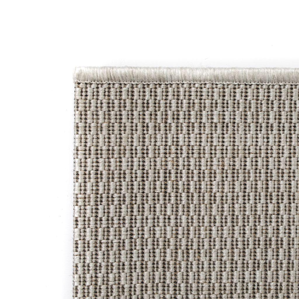 vidaXL Covor aspect sisal de interior/exterior, 80 x 150 cm, gri
