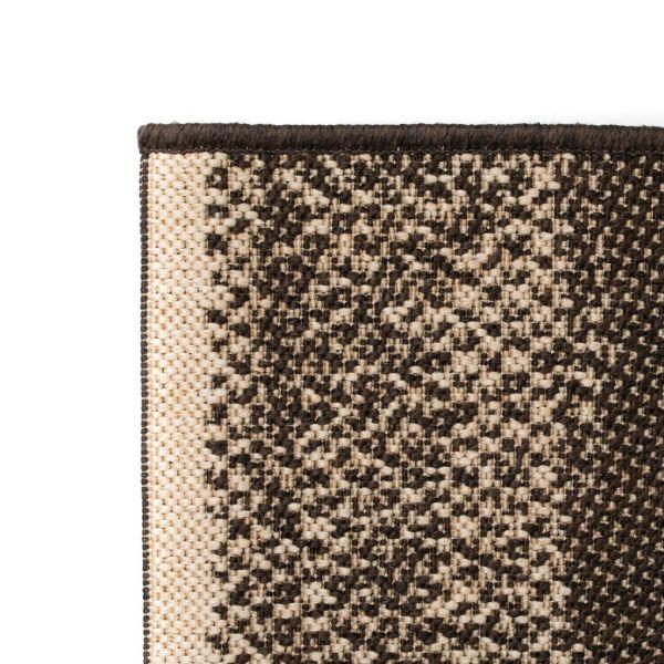 vidaXL Covor aspect sisal de interior/exterior, 140 x 200 cm, dungi