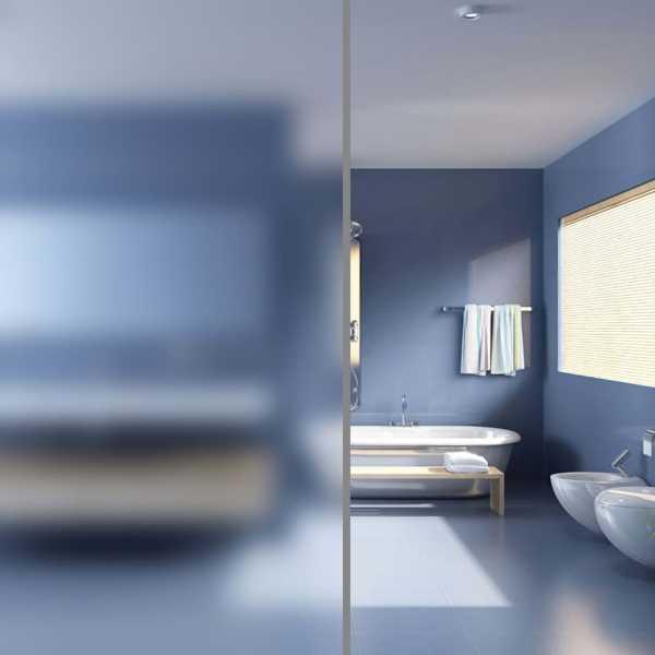 vidaXL Benzi de folie autocolantă mată pentru fereastră Alb 0,9×100 m