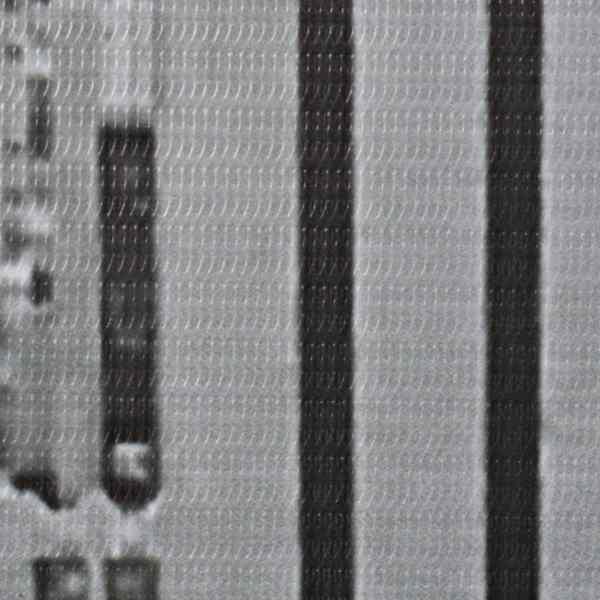 Paravan cameră pliabil, 160×170 cm, New York pe zi, alb/negru