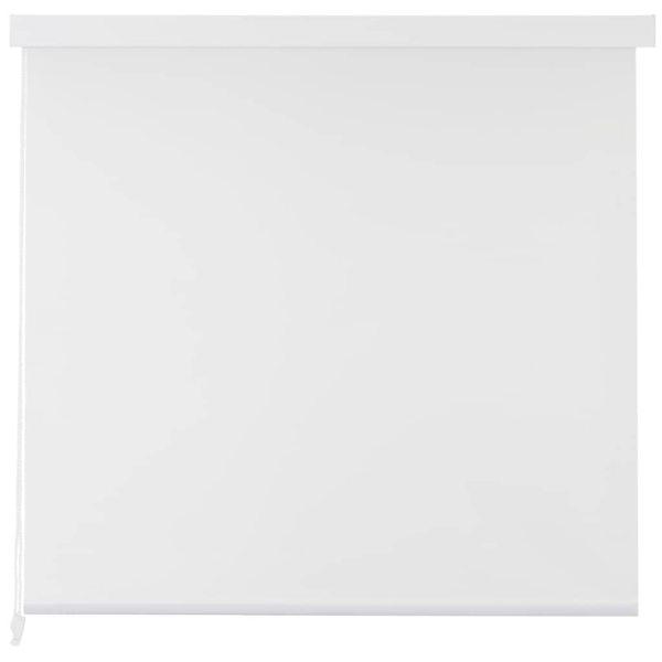 Roletă perdea de duș 120×240 cm Alb
