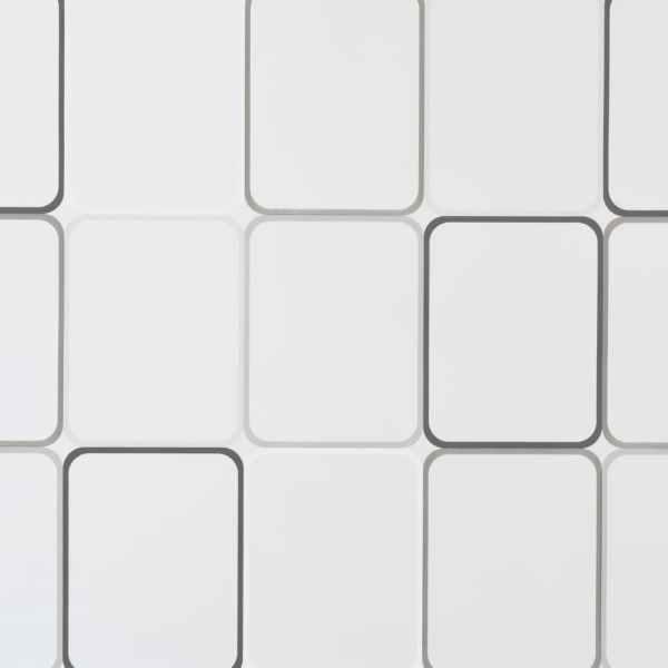 Roletă perdea de duș 160×240 cm Model pătrate