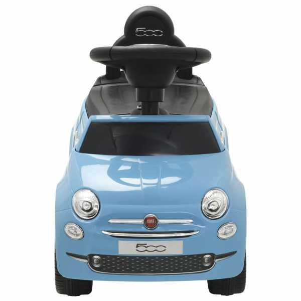 Mașinuță fără pedale Fiat 500 albastru