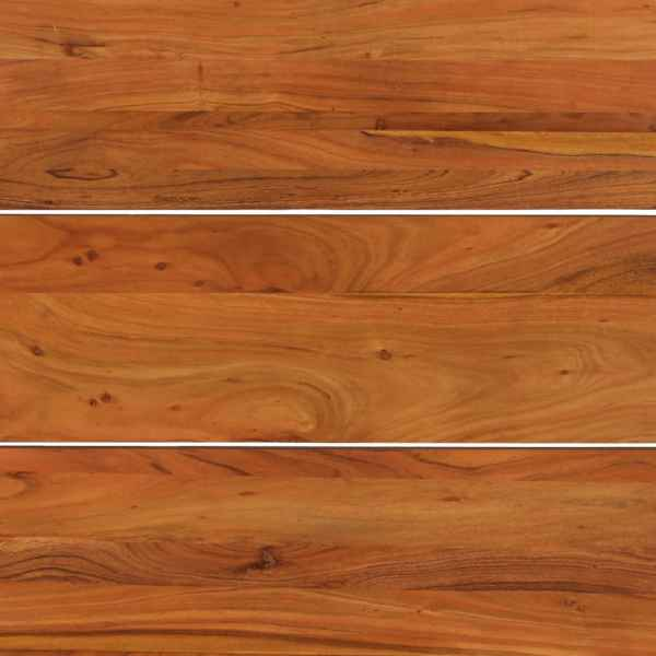 Masă bucătărie 180x90x76cm lemn masiv acacia finisaj palisandru