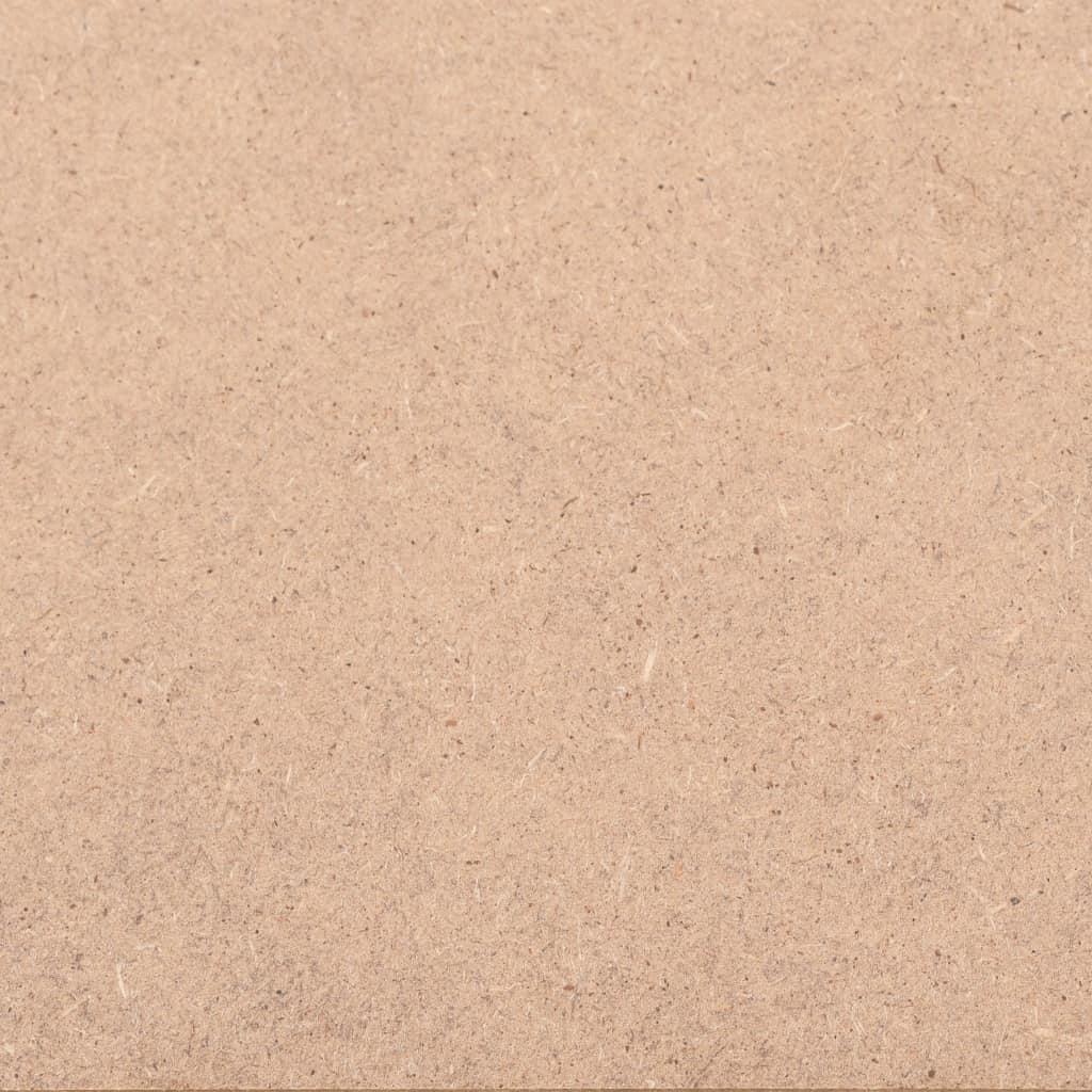 vidaXL Plăci MDF dreptunghiulare, 5 buc, 120 x 60 cm, 2,5 mm