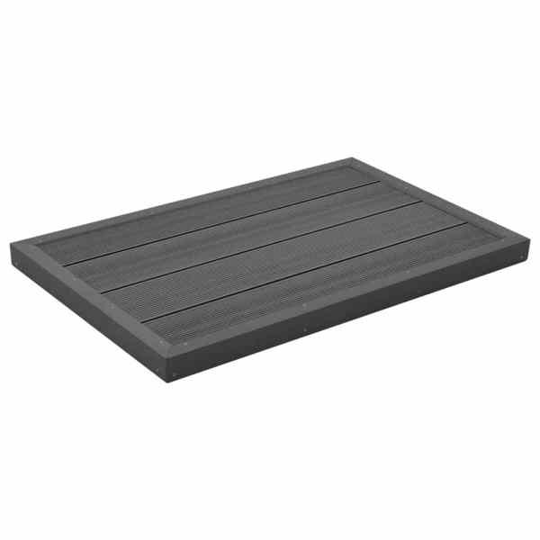 Element de podea pentru duș solar sau scară piscină, WPC