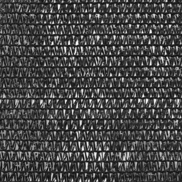 vidaXL Plasă teren de tenis, negru, 1 x 25 m, HDPE