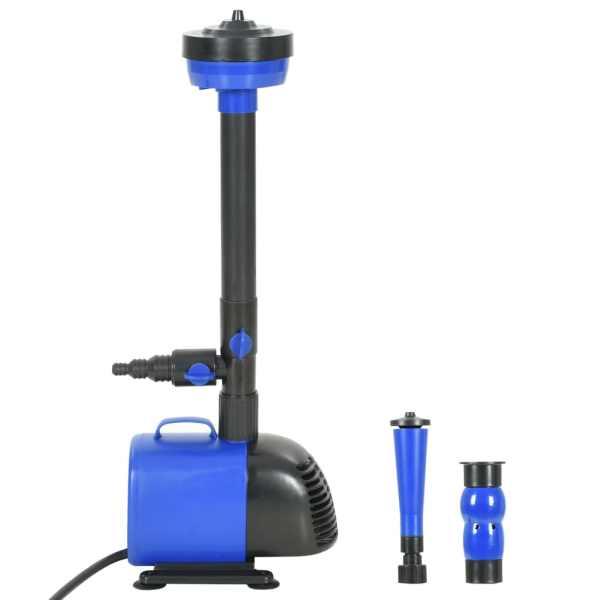 vidaXL Pompă de fântână, 75 W, 2600 L/h