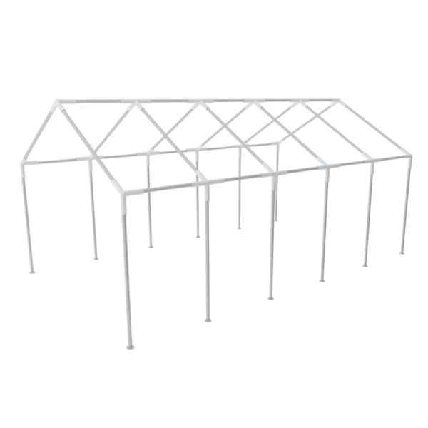 vidaXL Cadru din oțel pentru cort de petreceri, 10 x 5 m