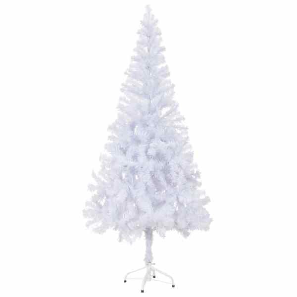 vidaXL Brad de Crăciun artificial cu suport, 180 cm, 620 ramuri