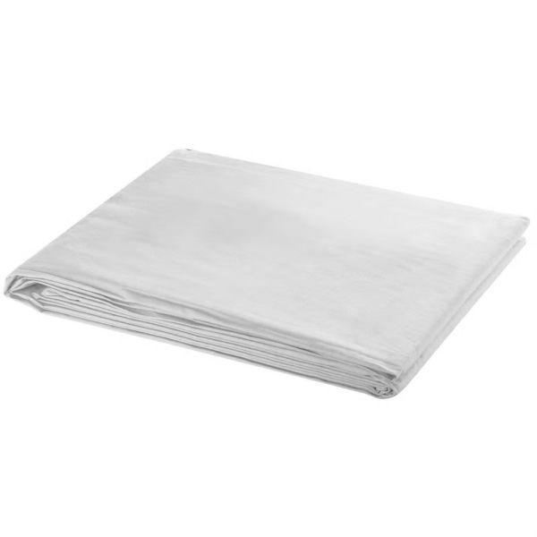 vidaXL Fundal alb, 300 x 300 cm