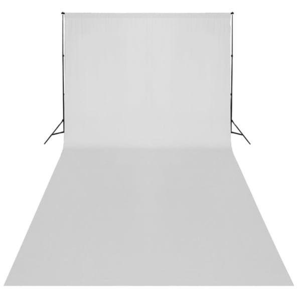 Fundal alb, 600 x 300 cm