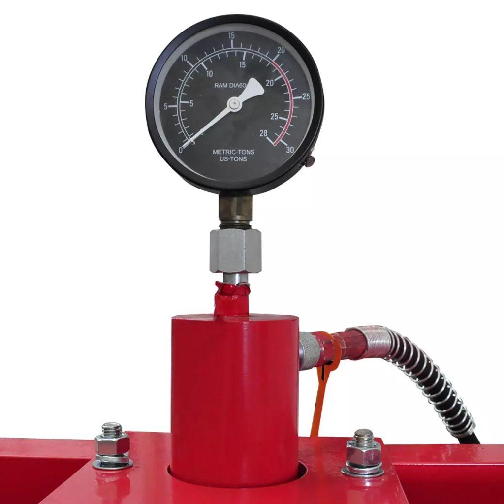 Presa hidraulica 20 tone in H