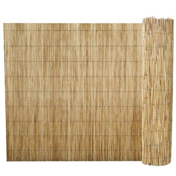 vidaXL Gard din trestie, 150 x 500 cm