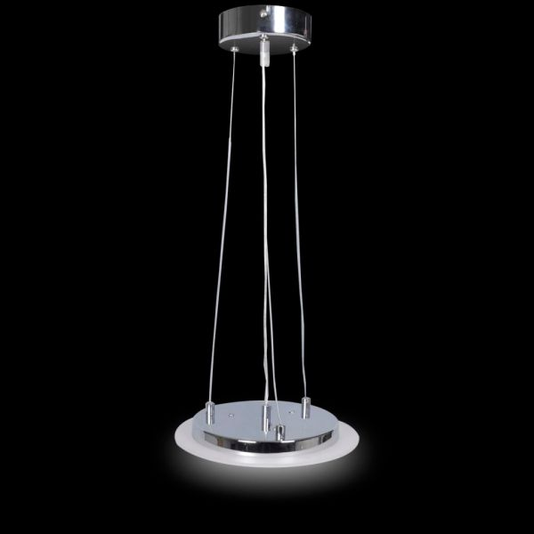 Lustră rotundă cu 6 LED x 2 W
