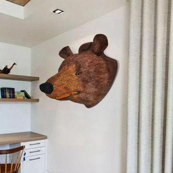 Element decorativ- Cap de urs